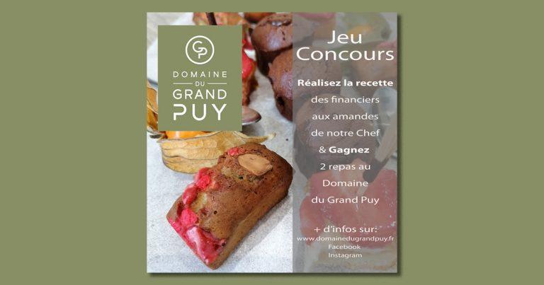 Concours Domaine du Grand Puy